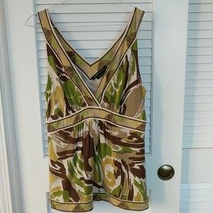 BCBG Sleeveless Top